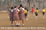 Best CBSE Schools in West Tripura