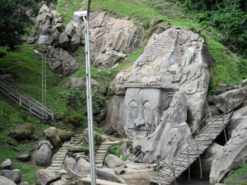 Unakoti, Tourist Attraction Tripura