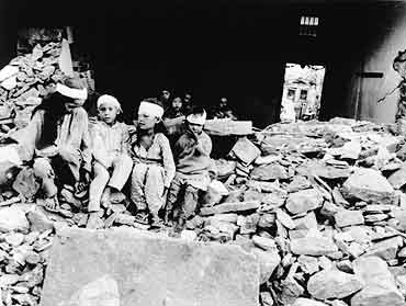 Uttarkashi Earthquake