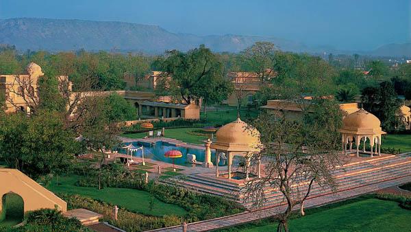 Oberoi Rajvilas Hotel Jaipur