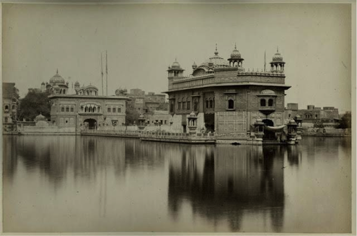 pious and holy Golden Temple of Amritsar