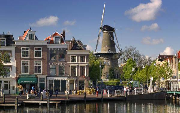 Netherlands Country Tweet
