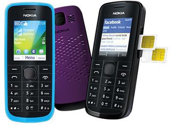 Nokia 114 Dual SIM Phone