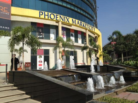 Phoenix Market City Mall Mumbai in India