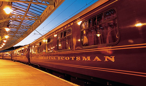 Royal Scotsman, Scotland