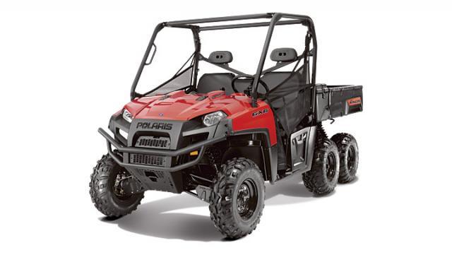 2013 Polaris 6X6 Ranger 800 ATV