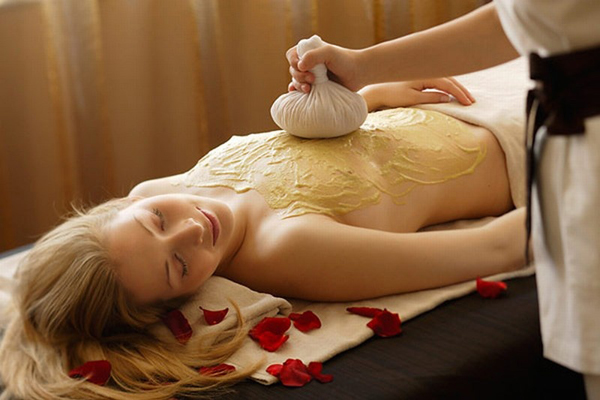 Ayurveda Massage Techniques