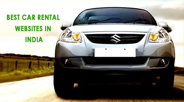 Car Rental Websites in India
