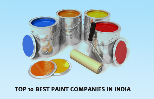 Top 10 Best Paint Companies In India Paint Manufacturing