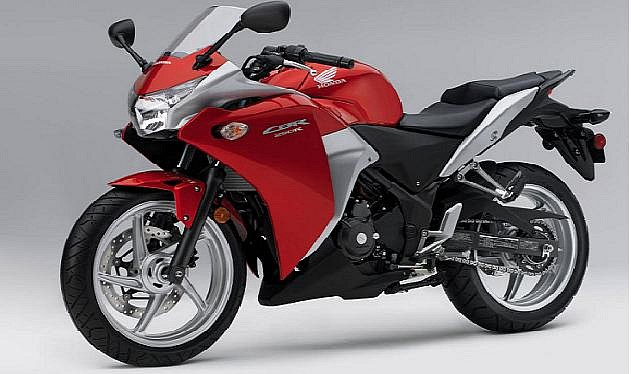 Bikes Prices In India 2014 Honda CBR R in India