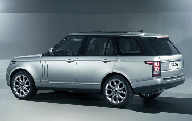 Land Rover Range Rover in India