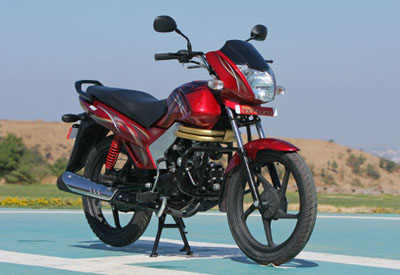Mahindra Centuro 110CC Bike