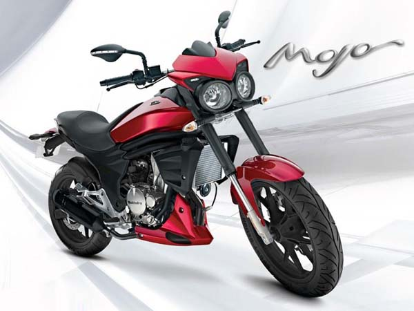 Mahindra Mojo 300 bike India