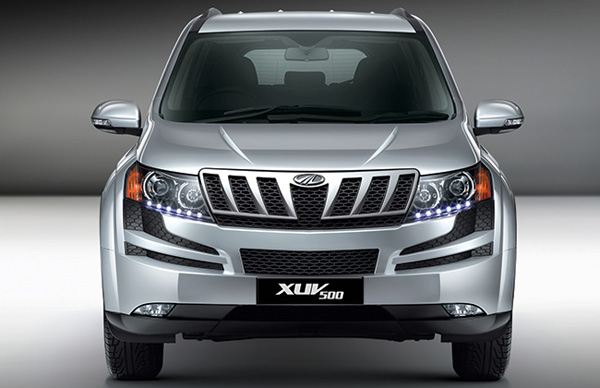 Mahindra XUV500 W4 launched in India: