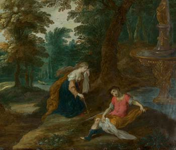 Thisbe & Pyramus LOve Stories