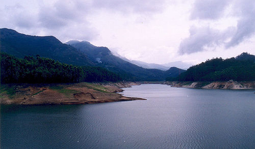Surinsar Lake in Jammu