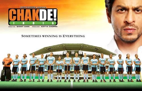 ChakDe India moive