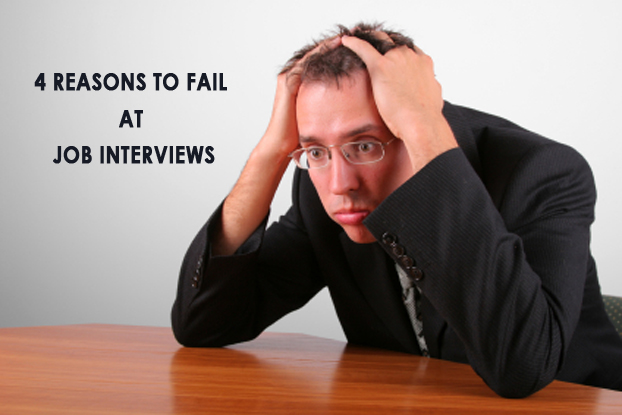 Fail Job Interviews