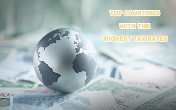 World's Highest Tax Rates