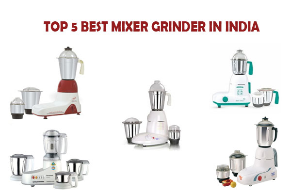 Mixer Grinder in India