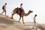 Best Honeymoon Destinations in Rajasthan