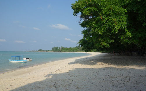 Laxmanpur Beach, Neil Island, Andamans
