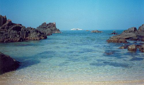 St Mary's Island, Beach, Dakshin Kannada