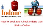 Indane Gas Online Booking Status