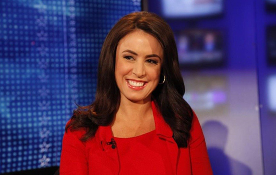 Andrea Tantaros Fox News Anchor