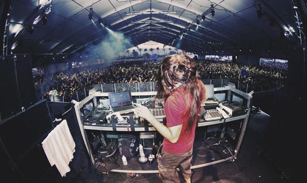 Bassnectar DJ