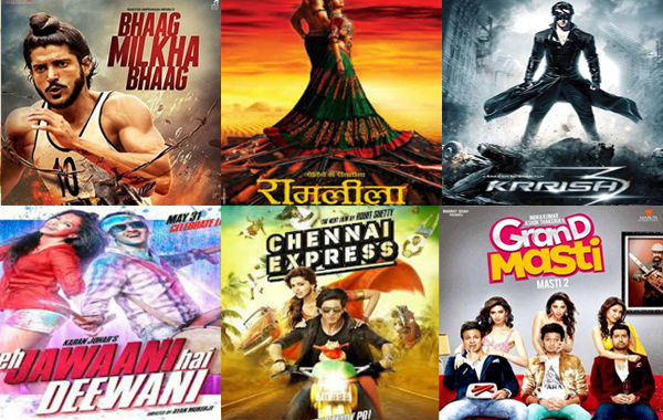 Highest Grossing Bollywood Movies 2013