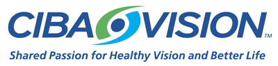Ciba Vision contact lenses company