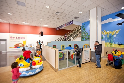 Most Kid Friendly Airports