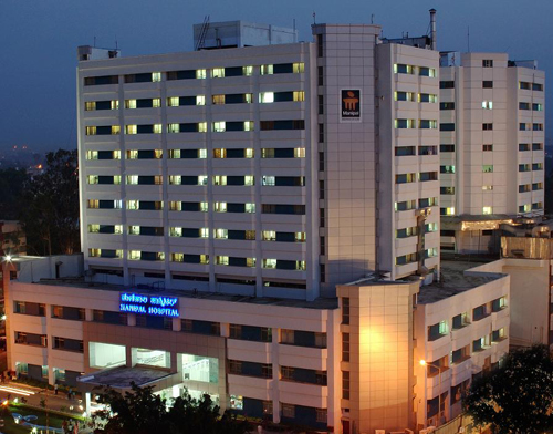 Manipal Hospital in Bangalore