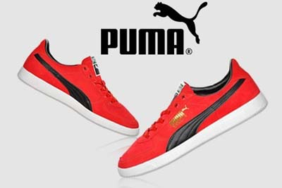 Puma shoes Company