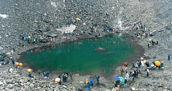 Roopkund Lake, Uttarakhand