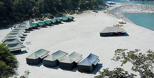 The Camp 5 elements Rishikesh