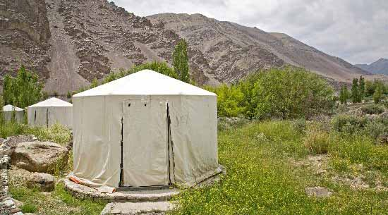 West Ladakh Camp Ladakh
