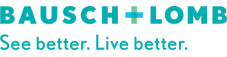 Bausch + Lomb contact lenses company