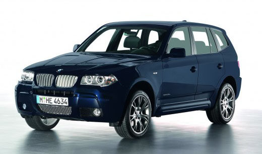 BMW X3 SUV India