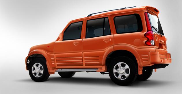 Mahindra Scorpio SUV India