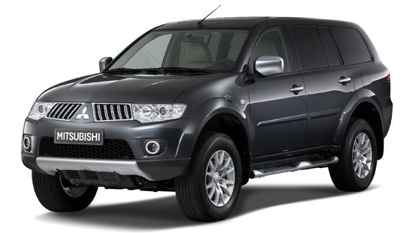 ubishi Pajero SUV India