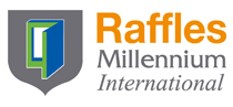 Raffles Millennium International logo