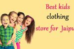 best designer children's fashion boutiques in Jaipur