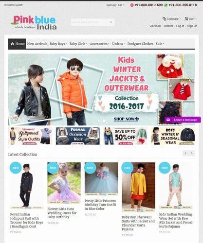 Kids Wear Store Jaipur