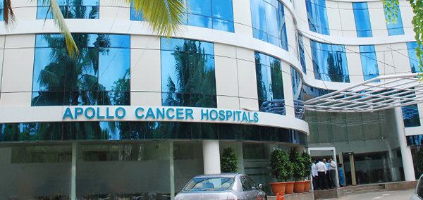 Apollo Cancer Hospital Chennai