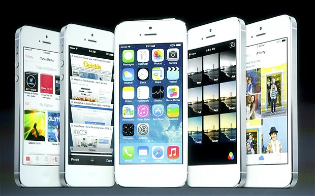 7 features in iOS 7