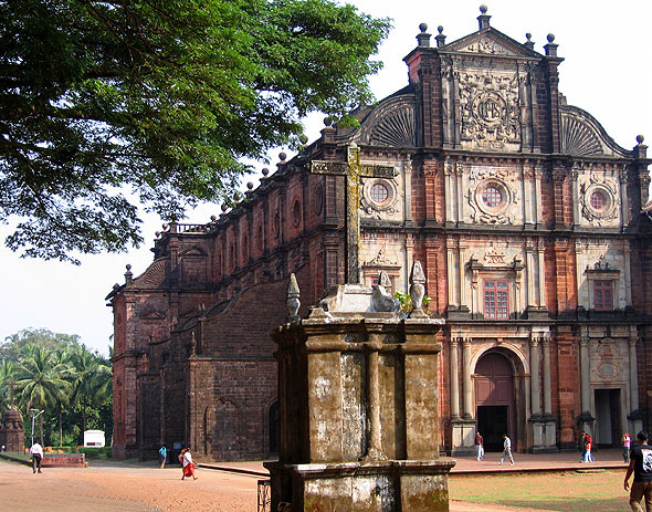Basilica-in-Old-Goa