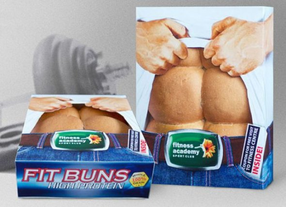 Buns Packaging