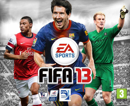 FIFA Soccer 13 Ps3 Games